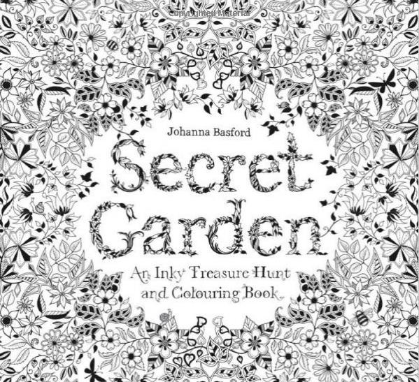 Secret Garden Coloring Book Outsells Harper Lee As
