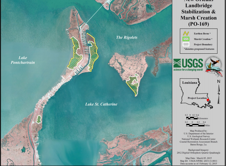 louisiana coastal wetlands Coastal wetlands are among the most productive and carbon‐rich ecosystems on  earth long‐term carbon storage in coastal wetlands occurs.