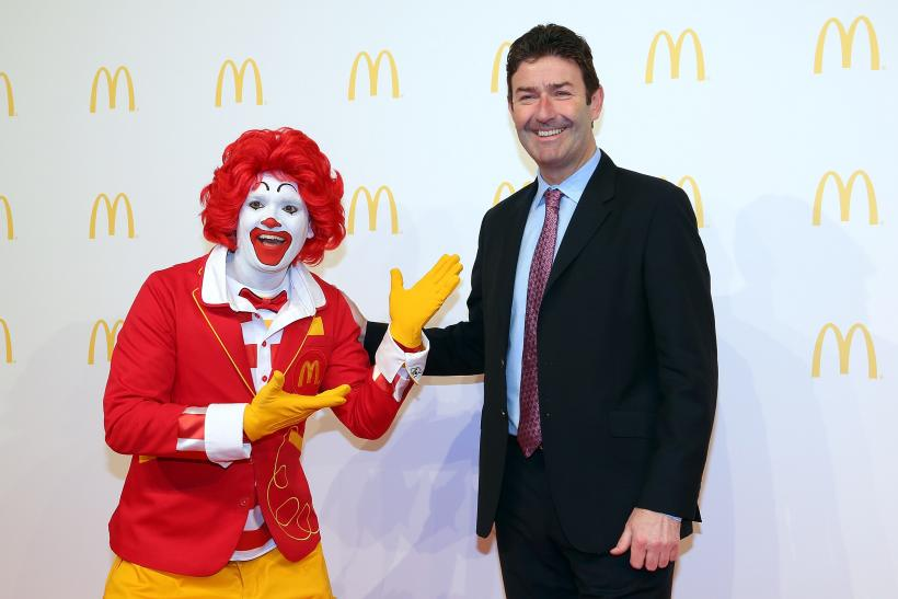 forecasting for mcdonalds Michael mcdonald is a researcher and professor of finance at fairfield university   find out how to perform regression analysis for economic forecasting using.