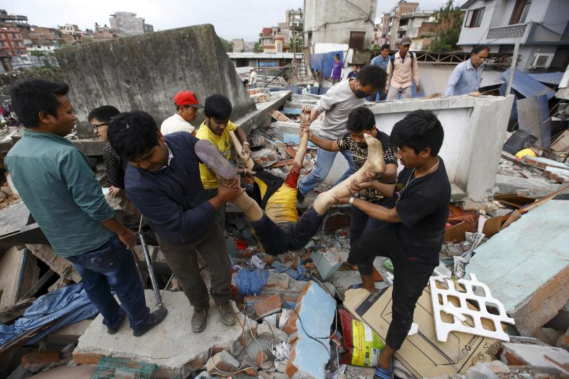 Nepal Earthquake 2015 Update: Deaths Reported In India, Bangladesh