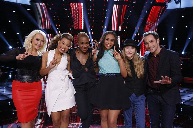 The voice season 8 spoilers the top 6 perform live for a spot in