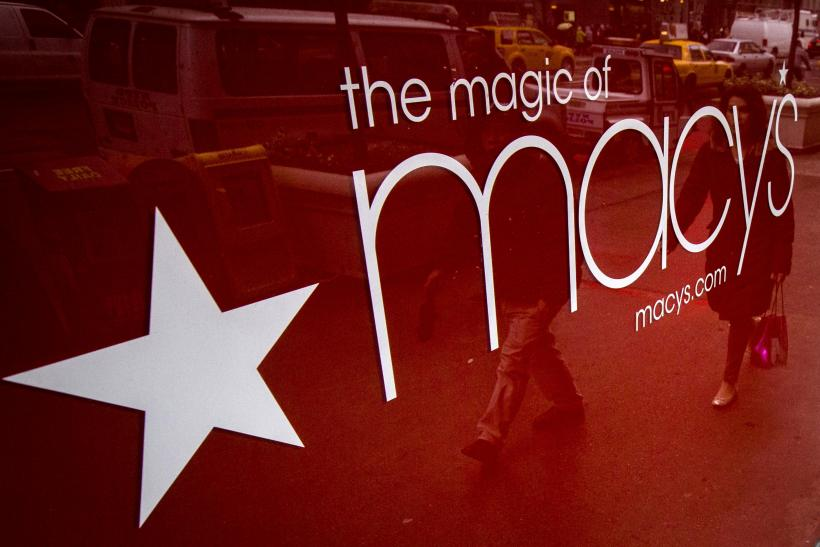 Macy's Inc. will kick off the final leg of first-quarter earnings ...