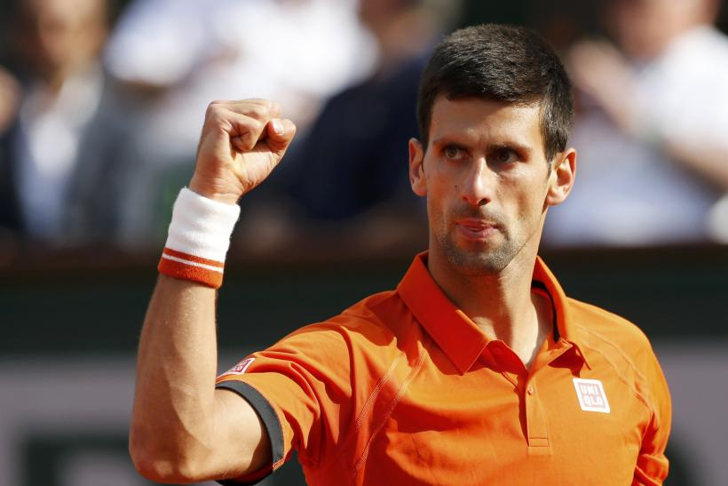 rafael nadal vs novak djokovic 2015 french open. Black Bedroom Furniture Sets. Home Design Ideas