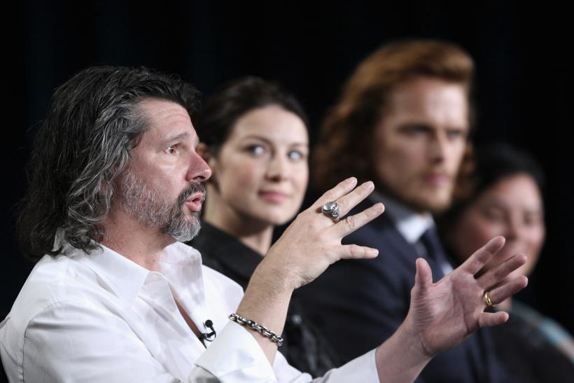 Transcript of the 'Outlander' Panel at the 2015 Winter TCA Tour ...