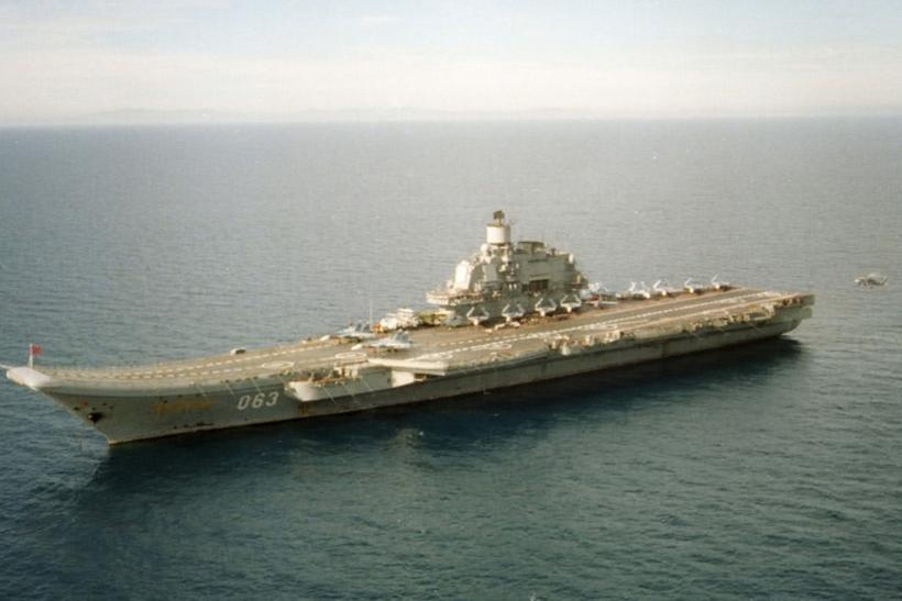 Carrier New New Aircraft Carrier After