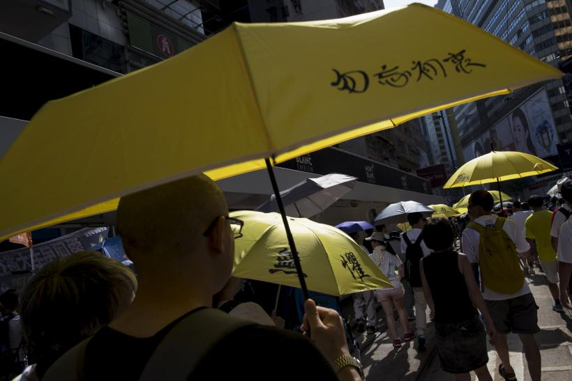 Hong Kong's umbrella revolution - the Guardian briefing