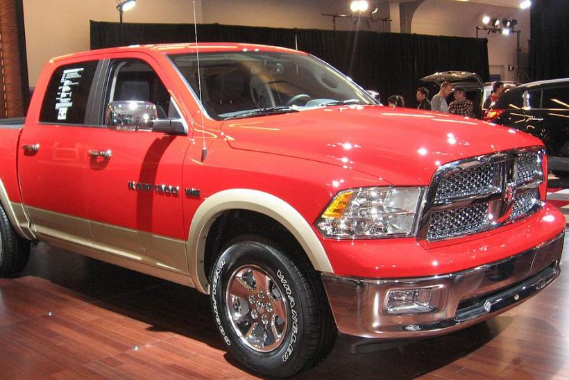 Fiat Chrysler Recalls Here Are The Ram Dodge