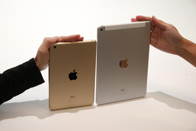 iPad Mini 4 Release Date Set On September 2015 Rumored As New Price ...