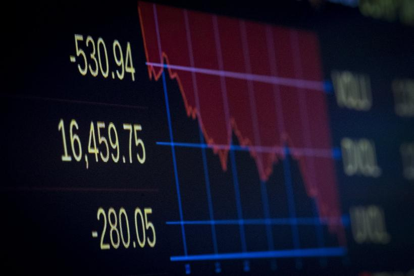 3 Reasons Why The Dow Jones Industrial Average Dropped 500 Points