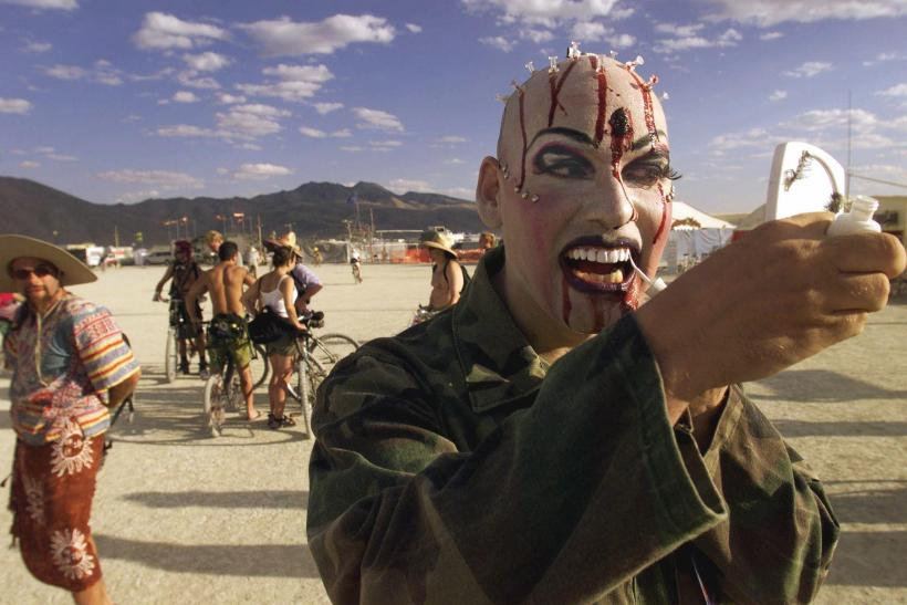 Burning Man 2015 || Film photographs and words by Birralee