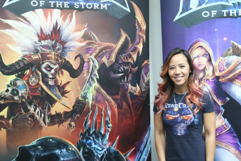 Kim Phan Blizzard Entertainment