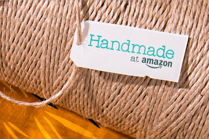 Amazon handmade takes on etsy with homecrafted only store for Unique crafts to sell on etsy
