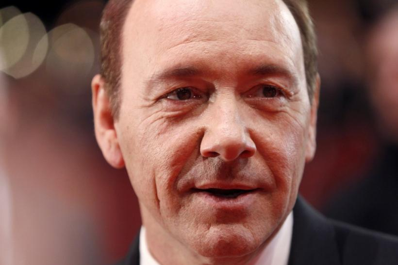 Spacey Thinks Oculus Rift Could Change Storytelling Forever