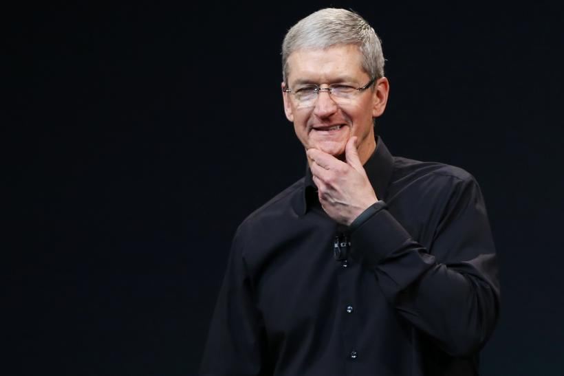 Apple CEO Tim Cook Had 'Very Open' Talks With Beijing