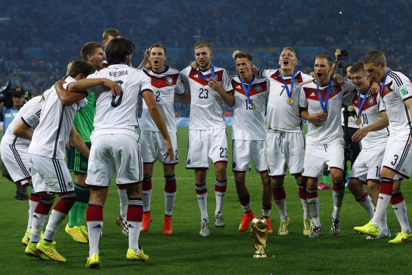 VIDEO Germany 1-0 Argentina: Highlights; Extra-Time Götze Goal Wins World Cup Final For Germany