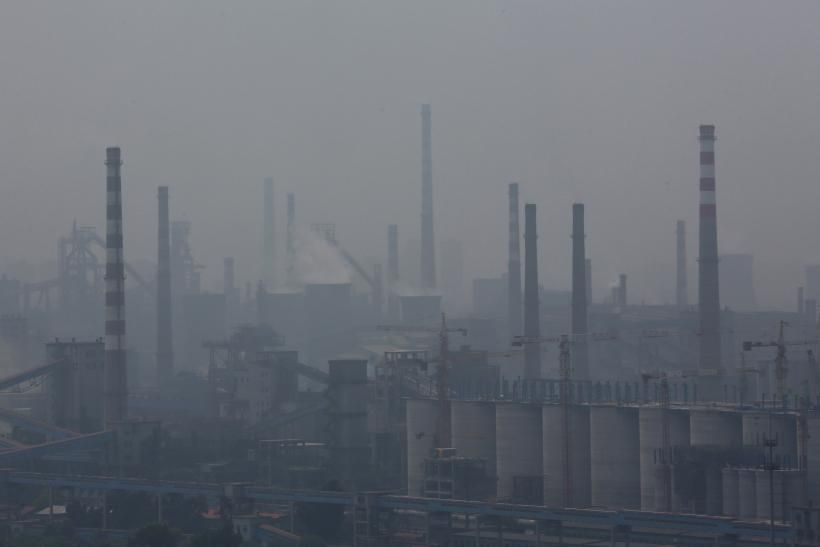 China's Pollution Solution? Relocate It