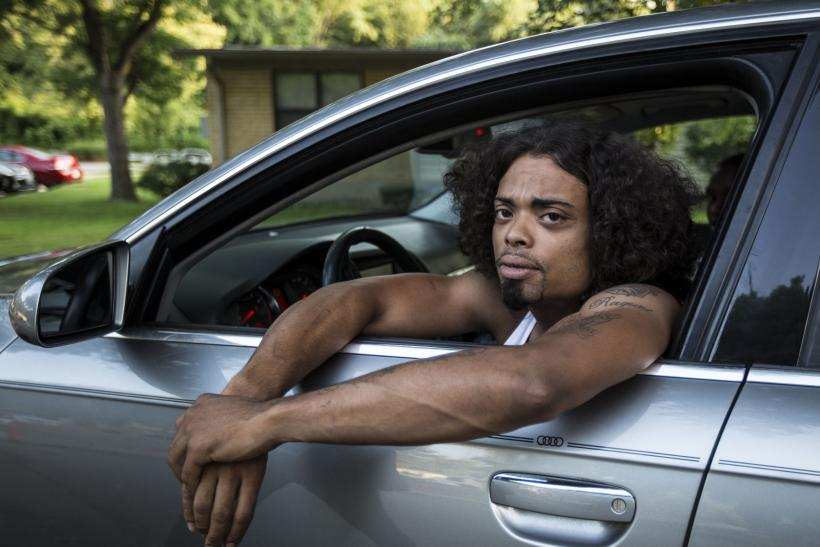 Ferguson Residents Caught Between Protesters And Police