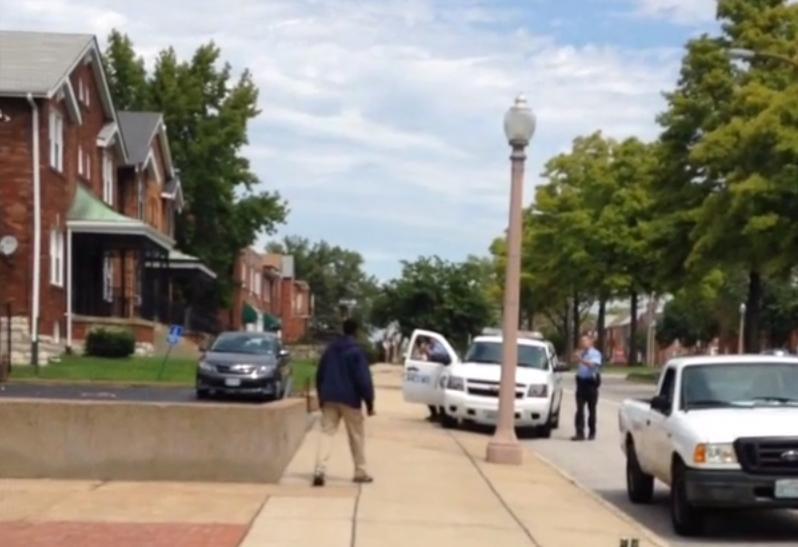 St. Louis Police Release Video Of New Officer-Involved Killing