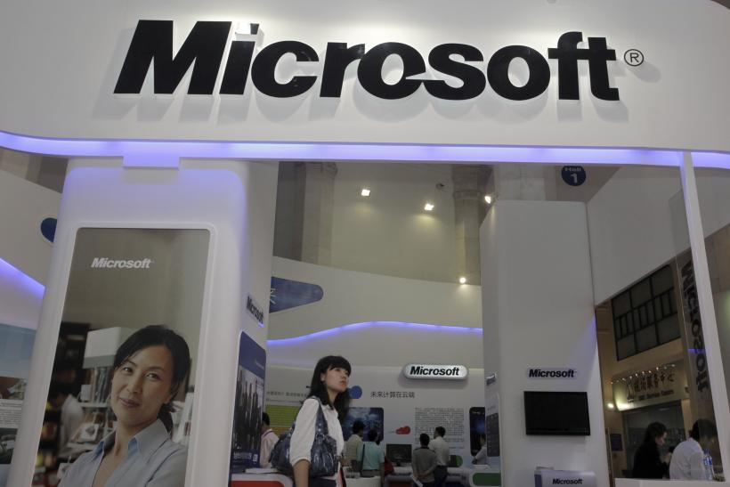Microsoft's $29 Billion Tax Dodge