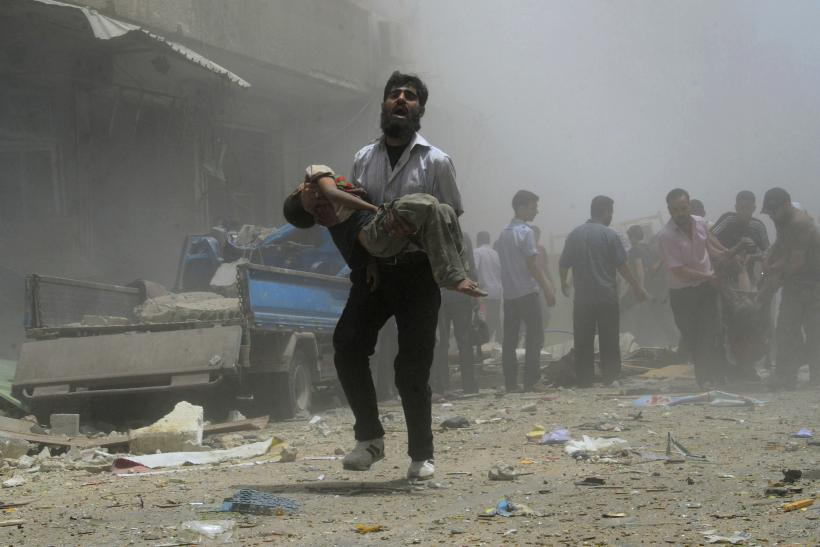 Syria Death Toll Reaches 191,369