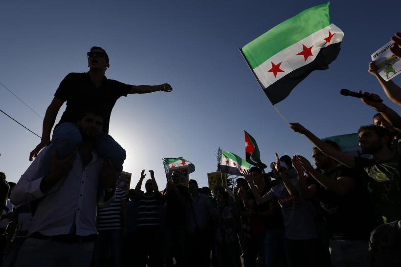 US Rules Out Backing Assad In Fight Against Islamic State