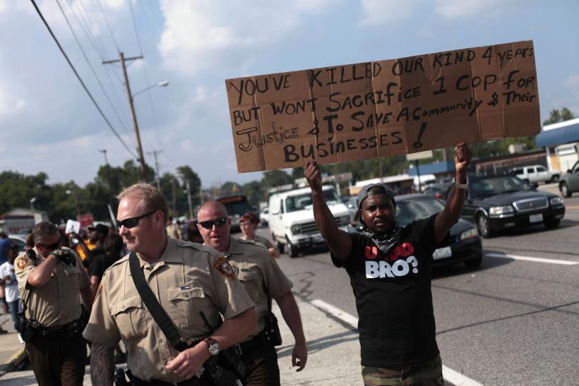 Where Does Ferguson Police Force Go From Here?