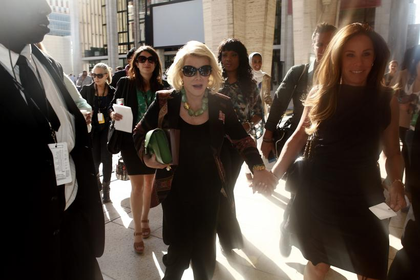 Doctors Begin Process To Bring Joan Rivers Out Of Coma