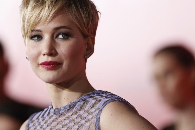 Jennifer Lawrence At Fault In Nude 4chan Photo Hack Says Comedian Ricky Gervais