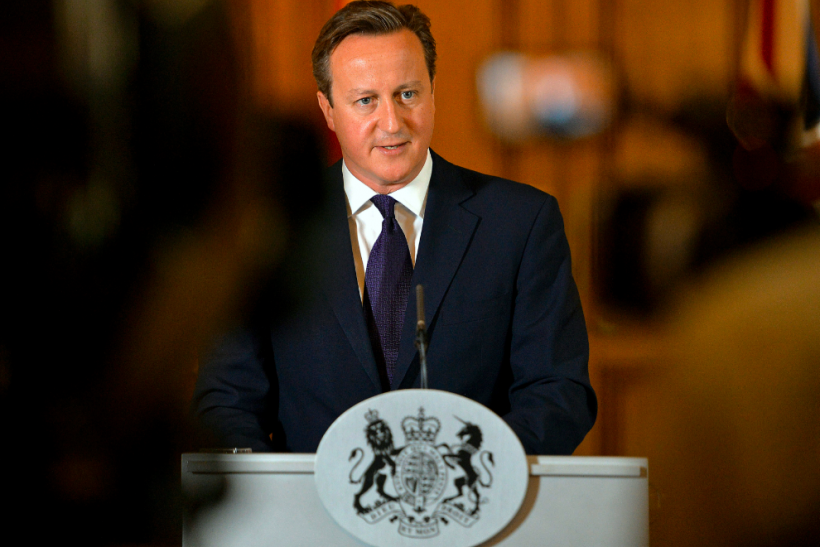 British PM Vows To 'Drain This Poison' After Apparent ISIS Beheading