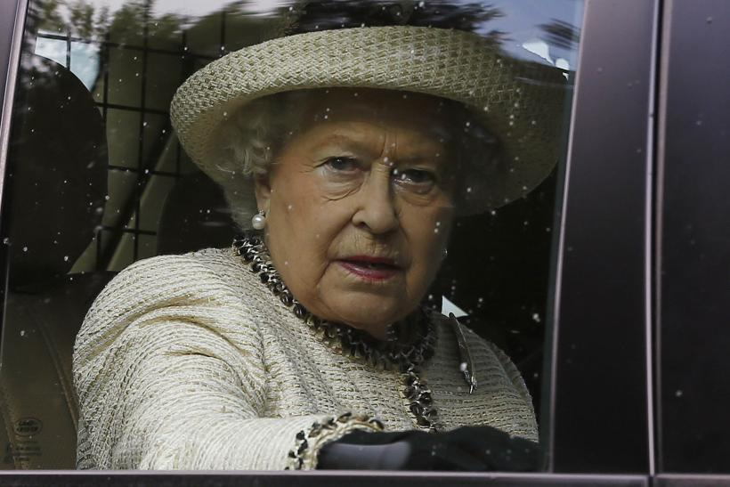 Queen Breaks Silence On Scottish Vote