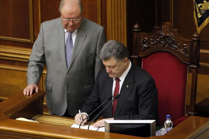 Ukraine Offers Special Status To Pro-Russia Separatists