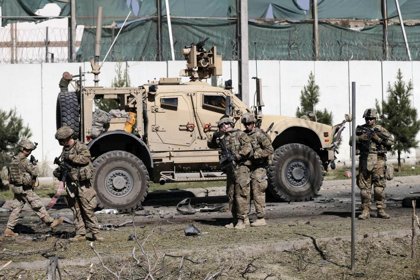 Kabul Suicide Bombing Kills At Least 3 NATO Personnel