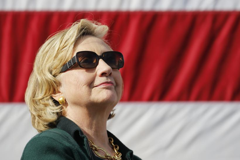 How Clinton May Benefit If GOP Takes Senate