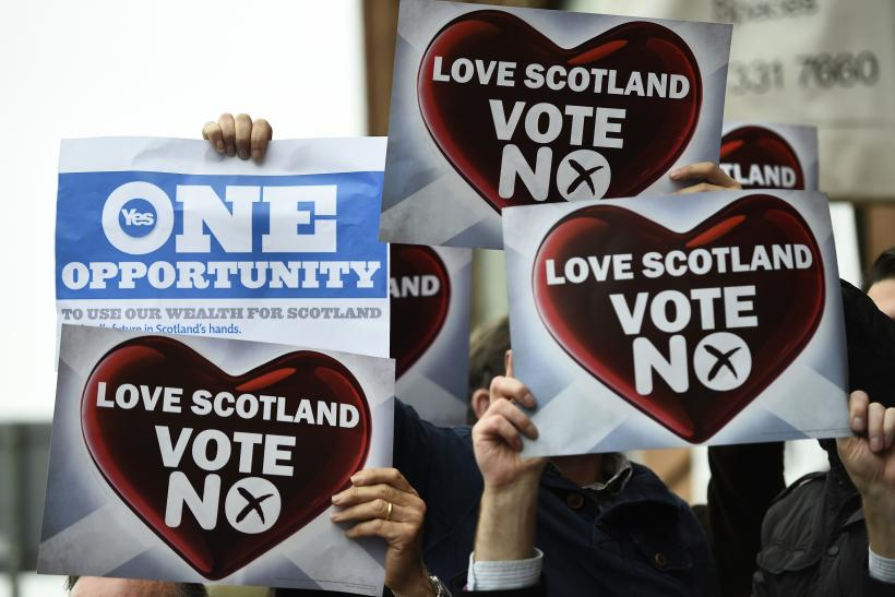 Who To Follow On Twitter For Scotland's Referendum