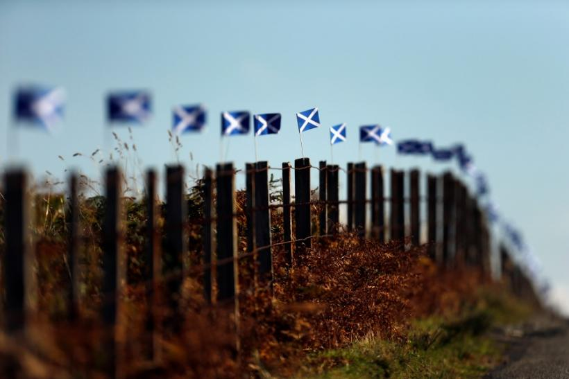Polls Open In Scotland For Historic Referendum