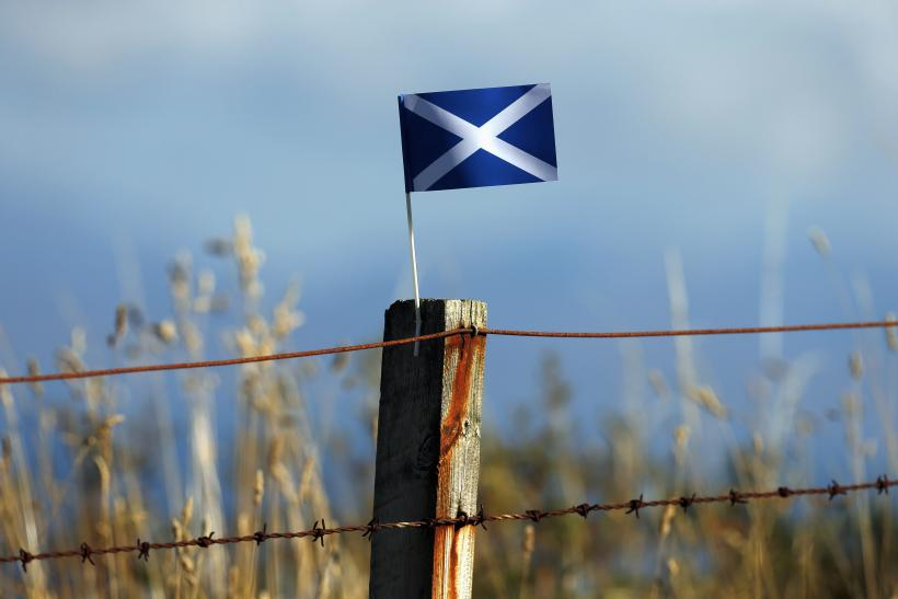 How A 'No' Vote Could Make Scotland A Winner