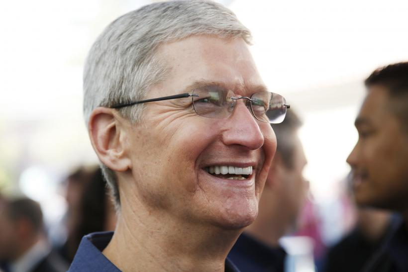 Tim Cook's Coming Out Won't Impact Global Markets