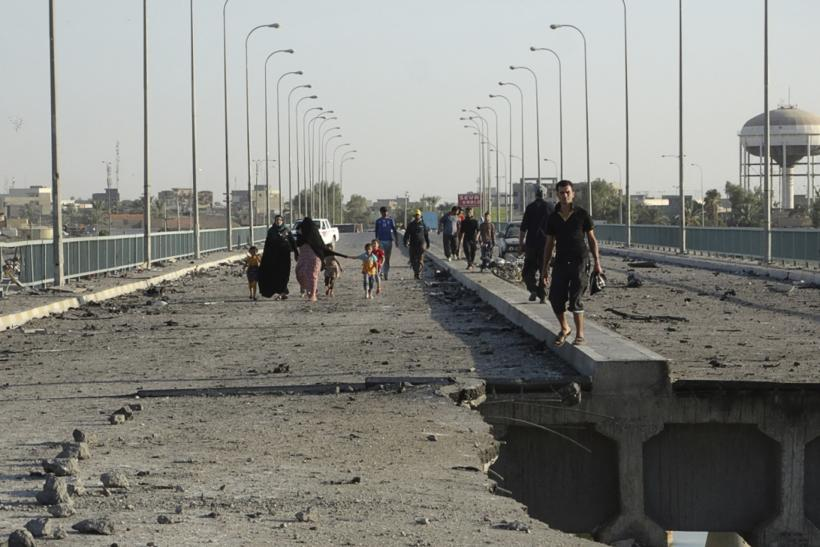 ISIS Uses Suicide Bombers To Free Baghdad Prisoners