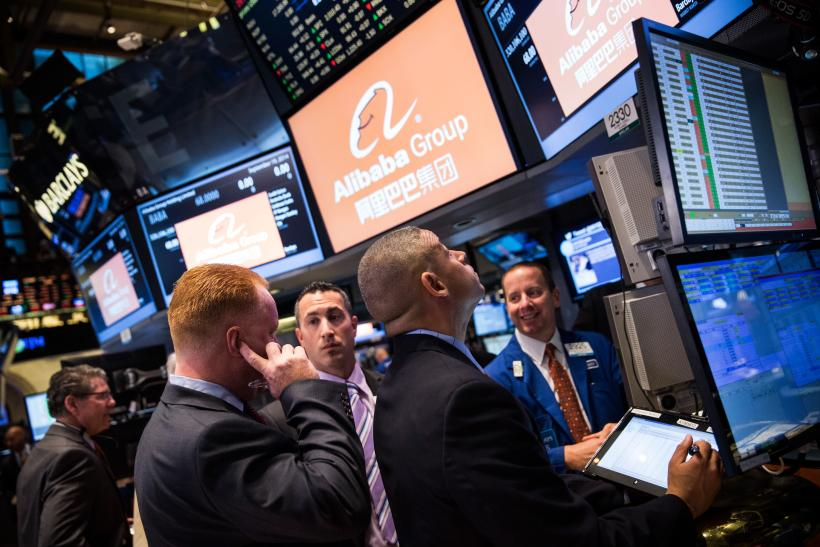 Alibaba Share Price Seen Popping 23% At Open