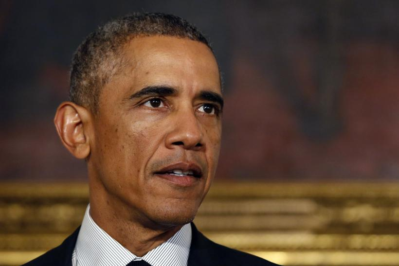 Obama Congratulates Scotland On Independence Vote