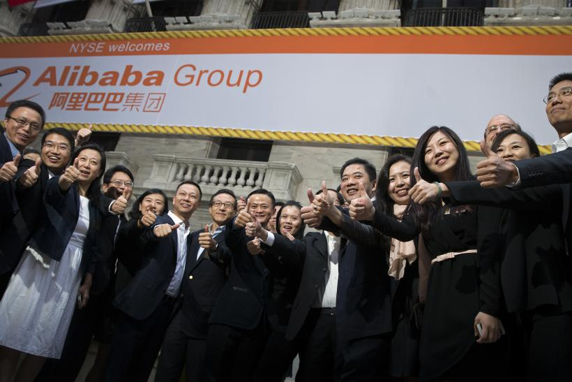 After Record IPO, Alibaba Prepares To Expand Outside China
