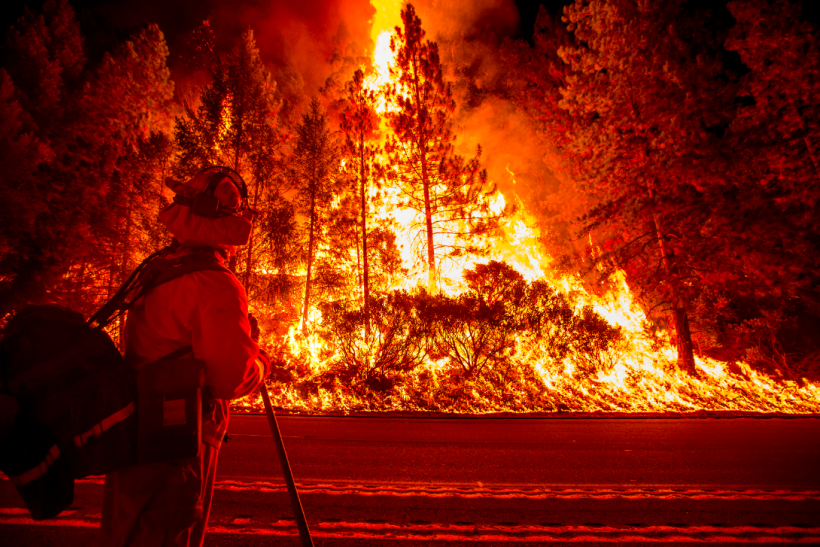 'King Fire' Grows To 80,000 Acres, Destroys At Least 32 Structures