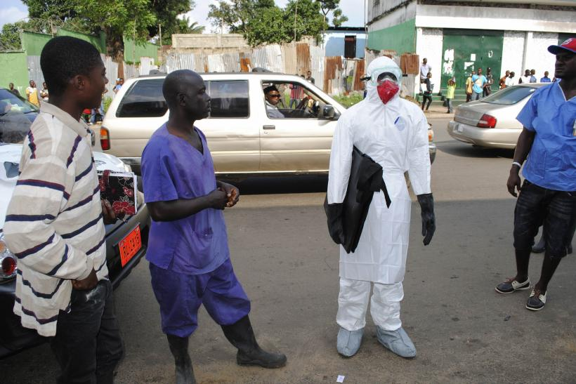 Ebola Outbreak Quickens Pace, With 500K Cases By February: CDC