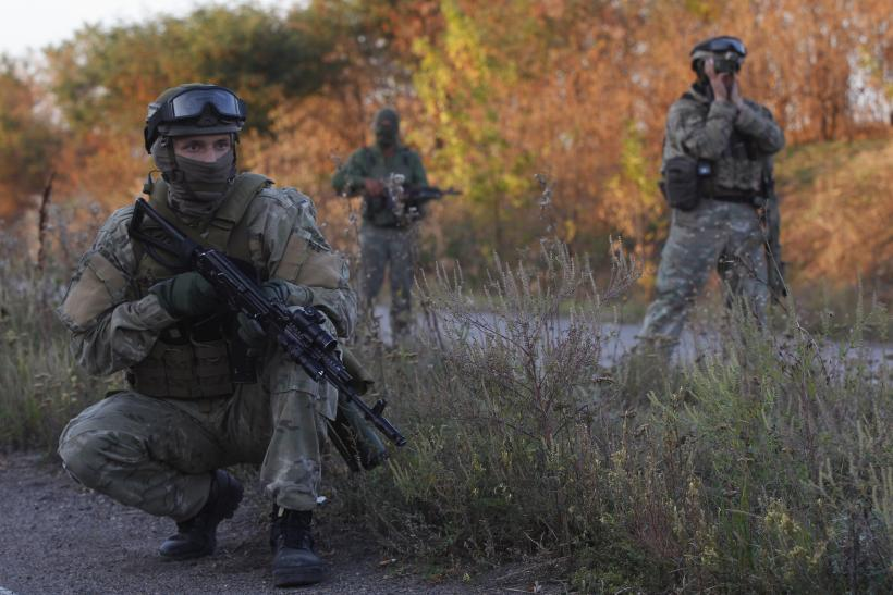 Fighting Continues In Ukraine: A Cease-Fire 'In Name Only'
