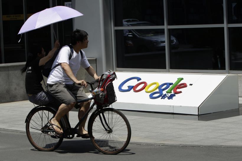 Google Caught In China's Great Firewall