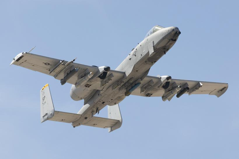 The 40-Year-Old US Warplane That Will Fight ISIS