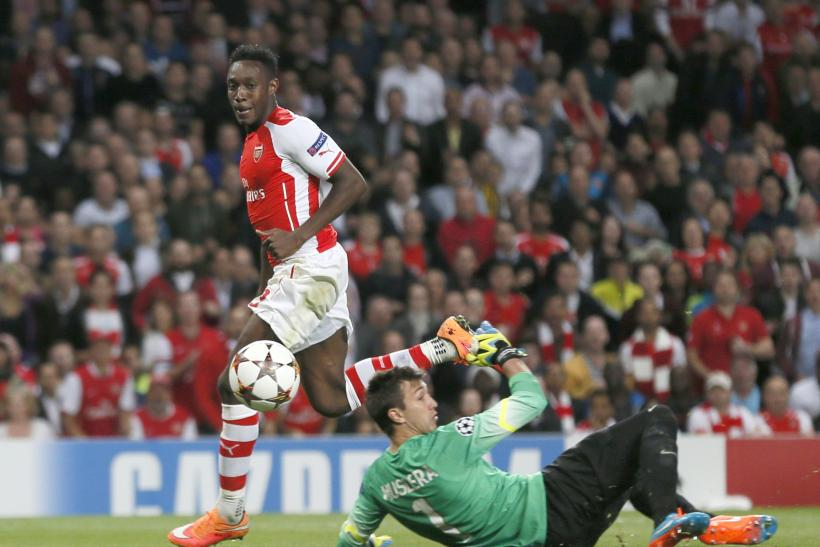 VIDEO Arsenal 4-1 Galatasaray: Highlights, Goals; Welbeck Hat-Trick Fires Gunners To Emphatic Champions League Win