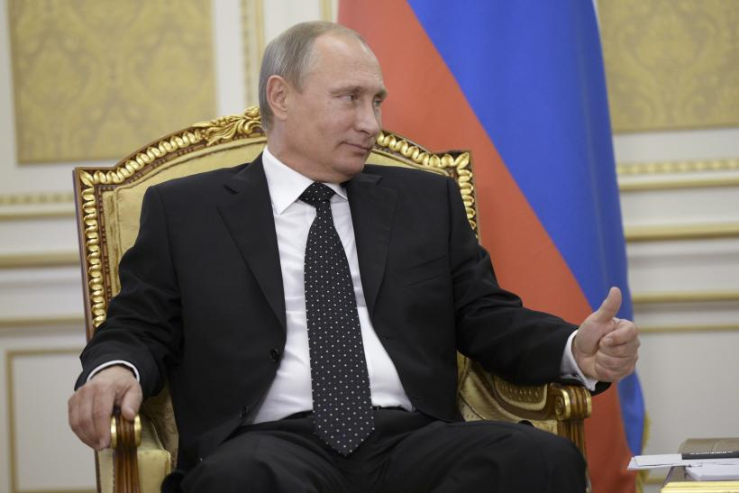 Russia Investigating Better Cybersecurity, Not Internet 'Kill Switch,' Putin Says