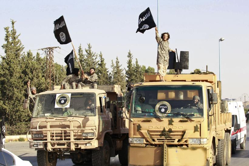 ISIS Executes Two Syrian Men For 'Being Gay'