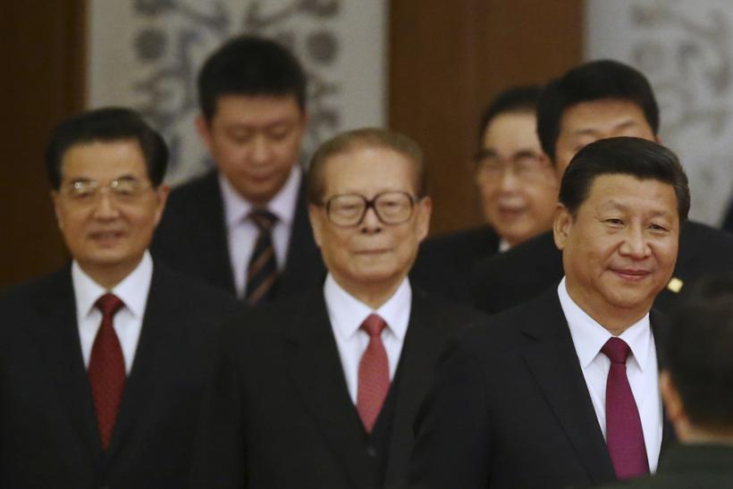 China Explores Rule Of Law, But Not As West Sees It